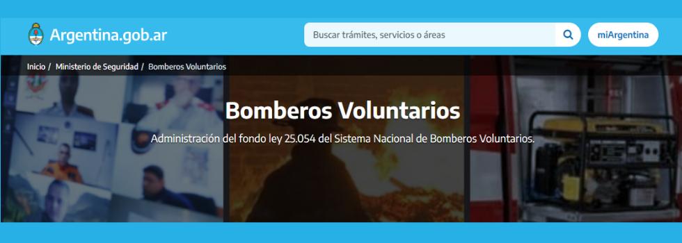 Dirección de Bomberos Voluntarios