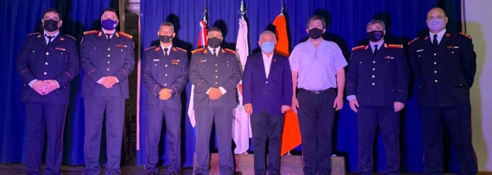 Comienza la educación formal del aspirante a bombero en Federación Córdoba