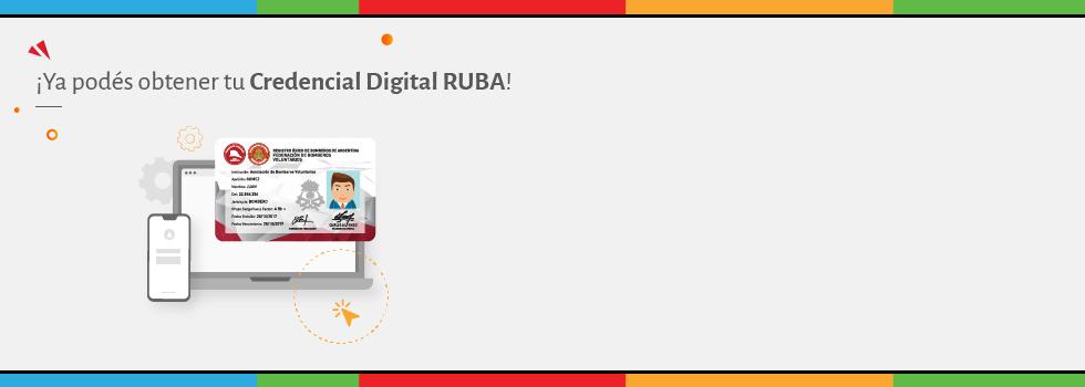 Lanzamiento de la Credencial Digital RUBA